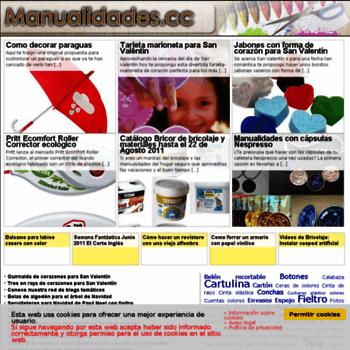 Manualidades.cc thumbnail