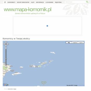 Mapa-komornik.pl thumbnail
