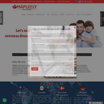 Maplefly.ca thumbnail