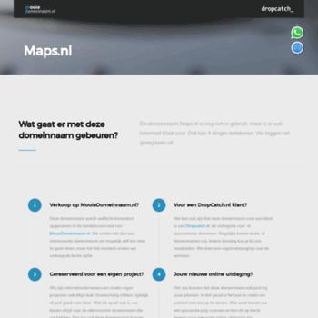 Maps.nl thumbnail