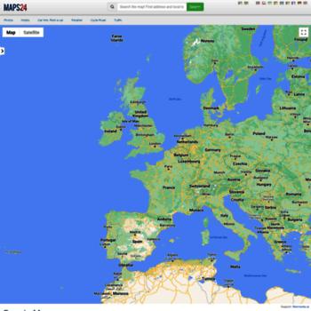 Maps24.eu thumbnail