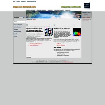 Mapshop-online.de thumbnail