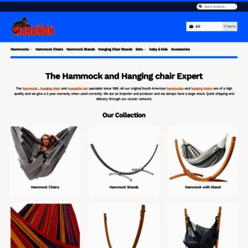 Maranonhammocks.co.uk thumbnail