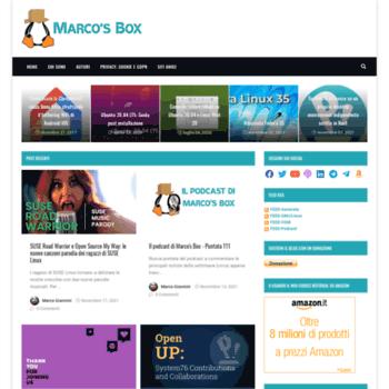 Marcosbox.org thumbnail