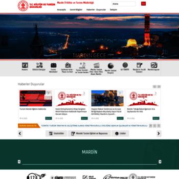 Mardinkulturturizm.gov.tr thumbnail