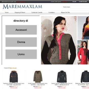 Maremmaxlam.it thumbnail