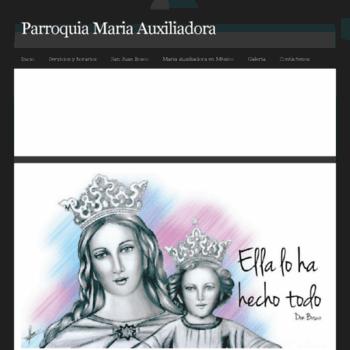 Mariaauxiliadora.org.mx thumbnail