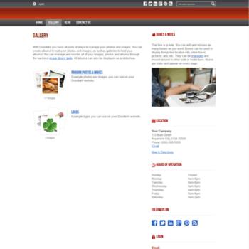 Веб сайт mariamarie.doodlekit.com