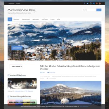 Mariazellerland-blog.at thumbnail