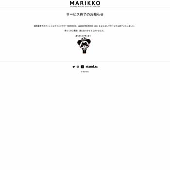 Mariko-shinoda.net thumbnail