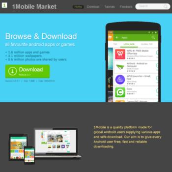 market 1mobile com at WI  1Mobile Market - Best Google