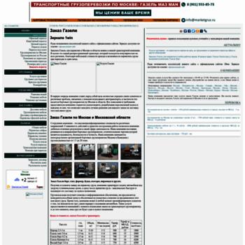 Marketgruz.ru thumbnail