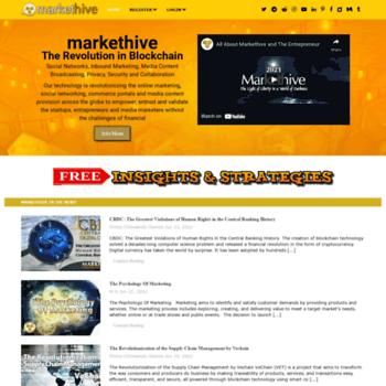 Markethive.net thumbnail