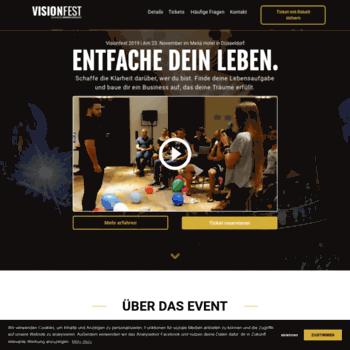 Marketingfest.de thumbnail