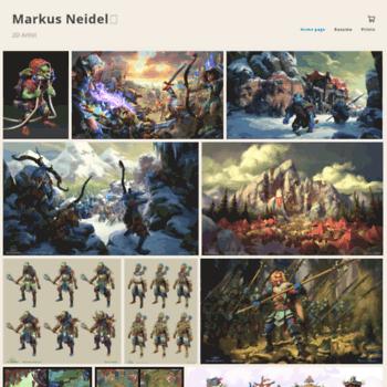 Markus-neidel.de thumbnail
