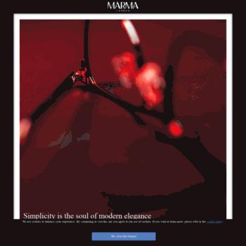 Marma.co.uk thumbnail