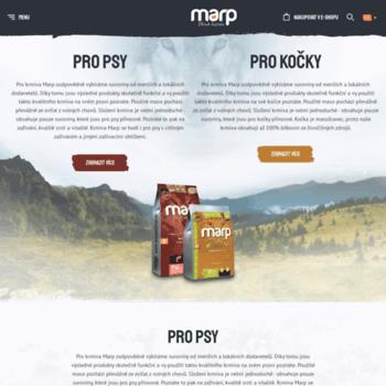 Marppetfood.cz thumbnail