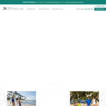 Marriott-vacations.com thumbnail