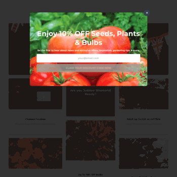 Marshalls-seeds.co.uk thumbnail