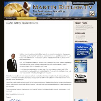 Martinbutler.tv thumbnail