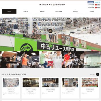 Marukan-group.jp thumbnail