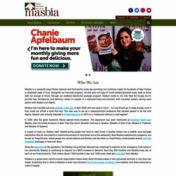 Masbia.org thumbnail