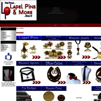 masonic com at WI  Masonic Regalia: Masonic Lapel Pins | Masonic
