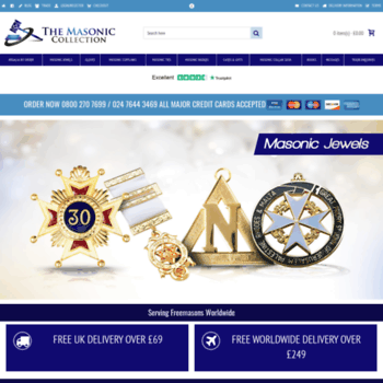 masoniccollection co uk at WI  Masonic Collection, Masonic