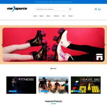 Masports.co.uk thumbnail