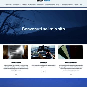 Massimofranzin.it thumbnail