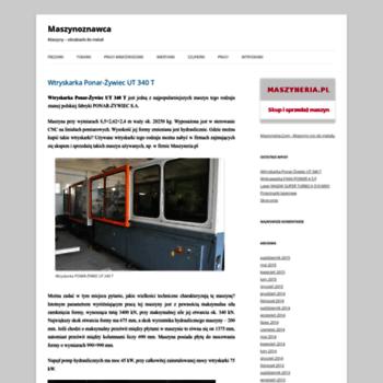 Maszynoznawca.pl thumbnail