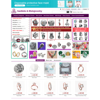 Matejewelry.com thumbnail