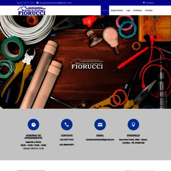 Materiaisfiorucci.com.br thumbnail