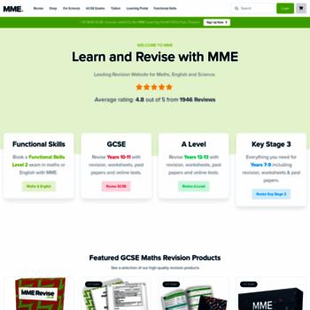 Mathsmadeeasy.co.uk thumbnail