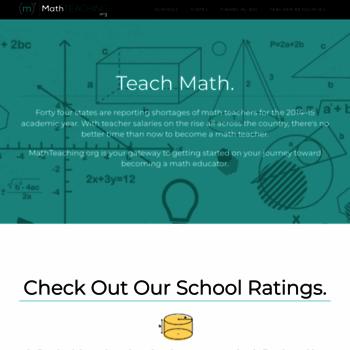 Mathteaching.org thumbnail