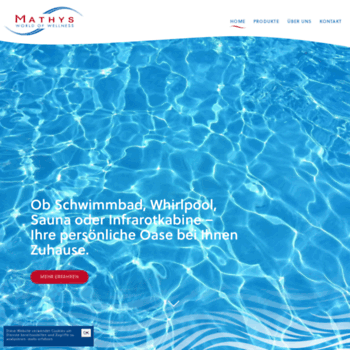 Mathys-ag.ch thumbnail