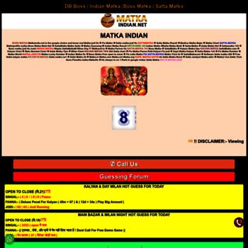 Matkaindian.net thumbnail