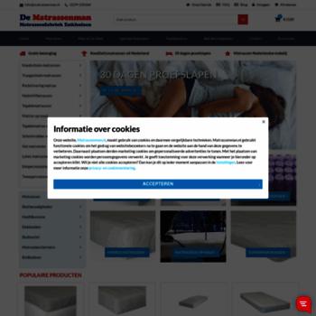 Matrassenman.nl thumbnail