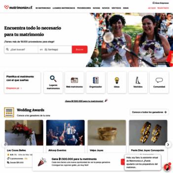 Matrimonios.cl thumbnail