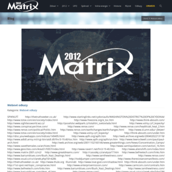 Matrix-2012.cz thumbnail