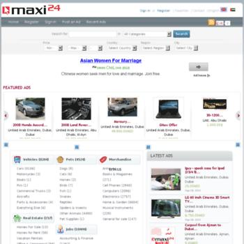 Maxi24.ae thumbnail