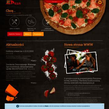 Maxipizza.pl thumbnail