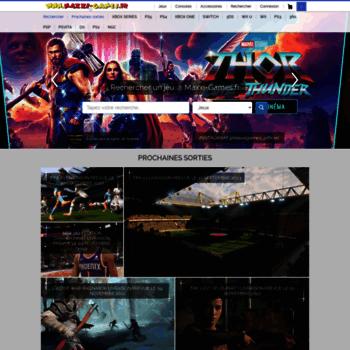 Maxxi-games.fr thumbnail