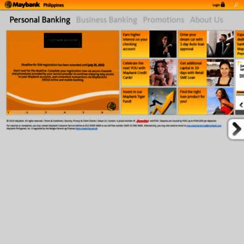 Maybank.com.ph thumbnail