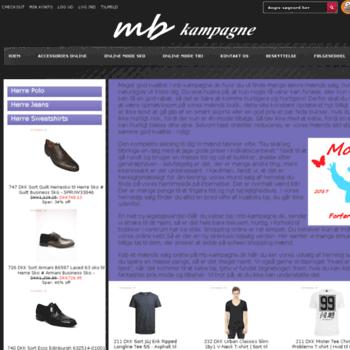 Mb-kampagne.dk thumbnail