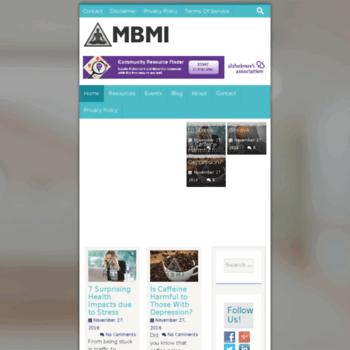 Mbmi.org thumbnail