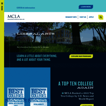 Mcla.edu thumbnail