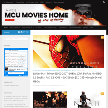 mcumovieshome com at WI  MCU Movies Home | Download Movies