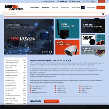 Mdh-system.pl thumbnail