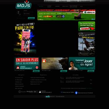 mdjs en ligne